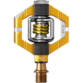 Crankbrothers Candy 11 Pedaler, gold
